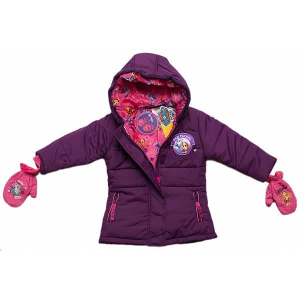 Mancs őrjárat Kislány Téli Kabát