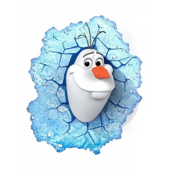 Jégvarázs Lámpa Olaf