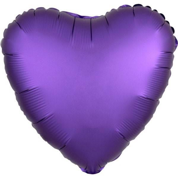 Szív alakú Fólia Lufi 42 cm