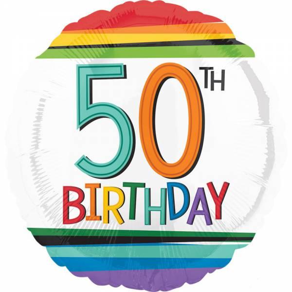 50th Happy Birthday Fólia Lufi