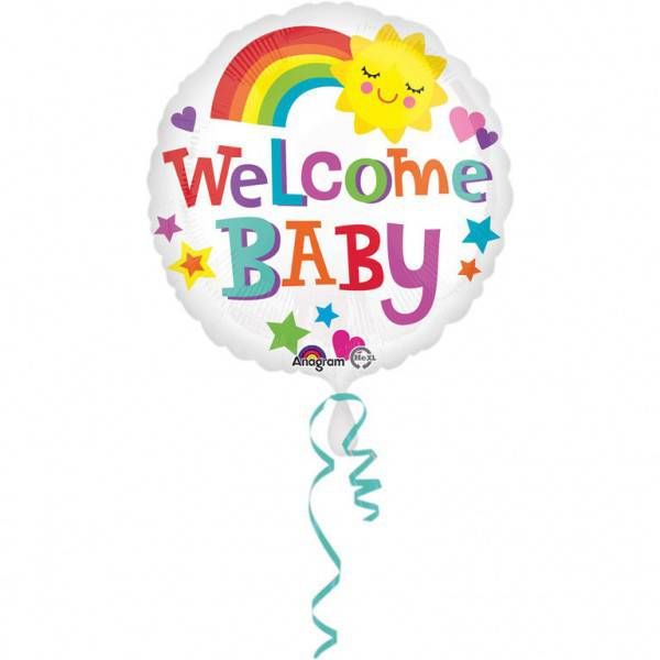 Welcome Baby Fólia Lufi