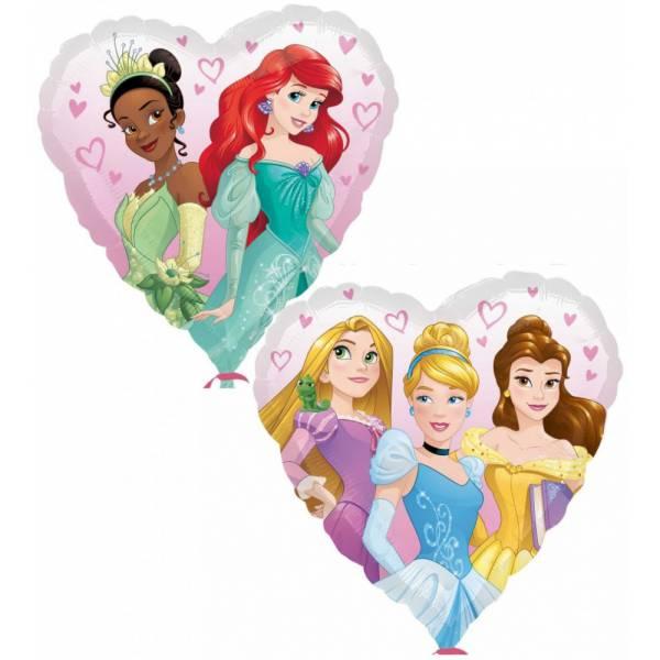 Disney Hercegnő Fólia Lufi 42 cm