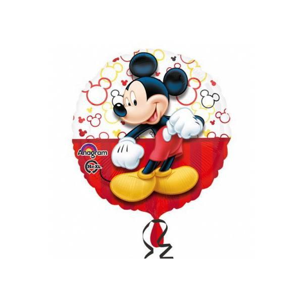 Mickey Mouse Fólia Lufi 42 cm