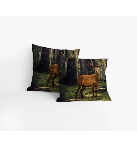 Deer Cushion