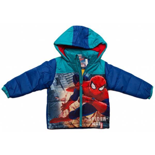 Pókember Gyerek Kék Téli Kabát