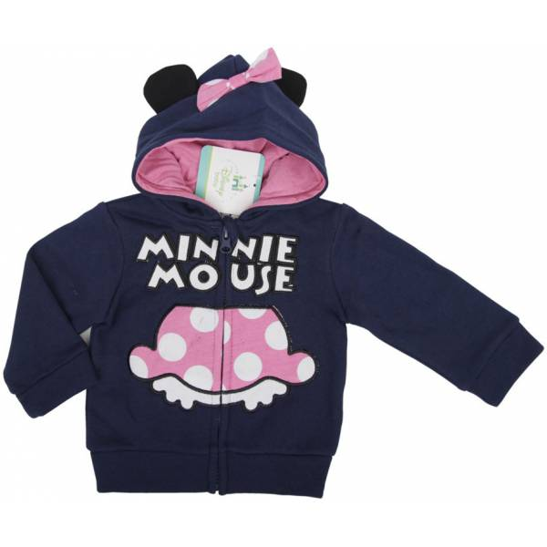 60fdd8ce6f Minnie Mouse Baba Kék Pulóver