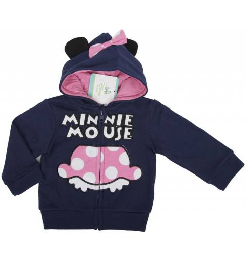 Minnie Mouse Coveralls with Snaps