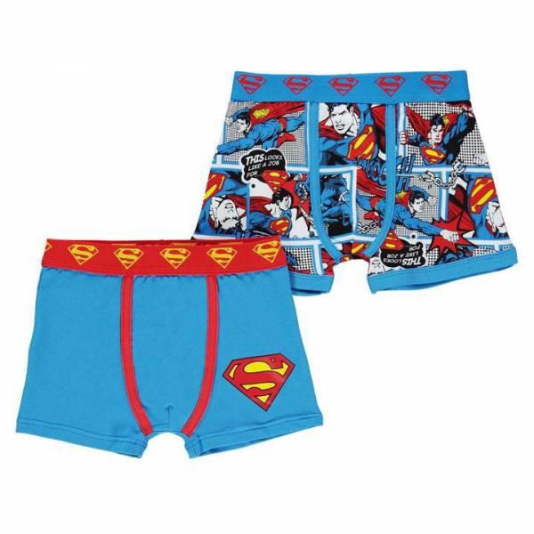Superman - Boxer alsó (gyerek)