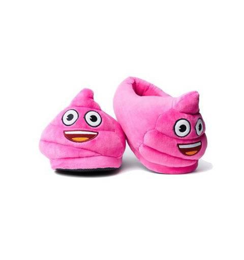 Emoji Rózsaszín Kaki mamusz