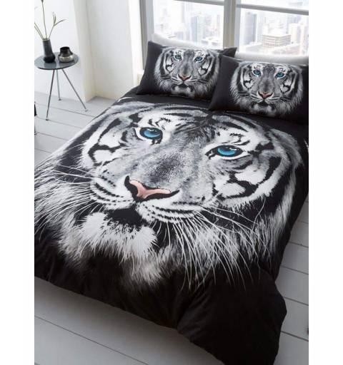 White Tiger Bedding
