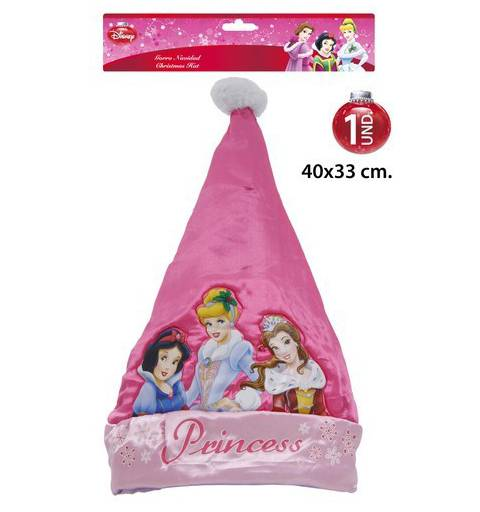 Disney Princess mikulás sapka