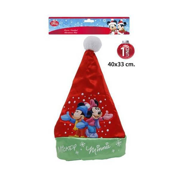 Disney Mickey&Minnie mikulás sapka