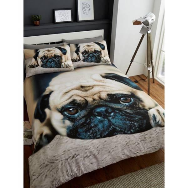 Dog Pug Bedding