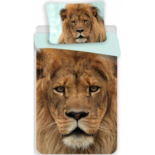 Grey Lion Bedding