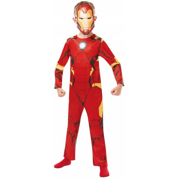 Marvel Avengers Iron Man Costume