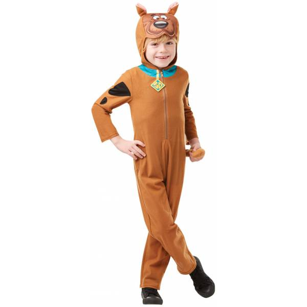 Scooby Doo Plush Costume