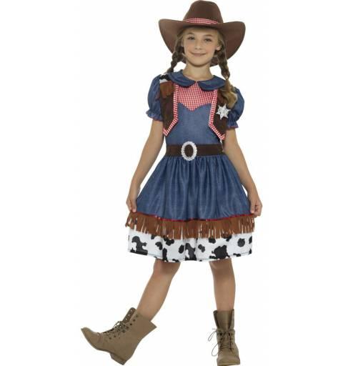 Texasi Cowboy Lány Jelmez