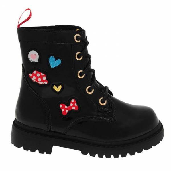 Minnie Mouse Kislány Bakancs