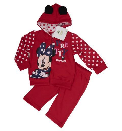 Minnie Mouse Piros Baba Együttes