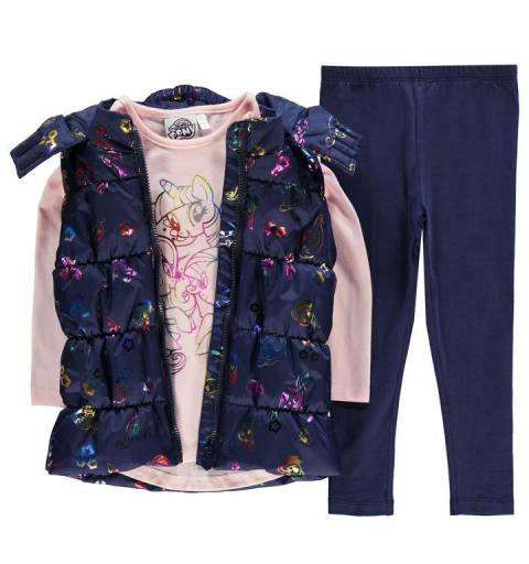 My Little Pony Girl Coveralls
