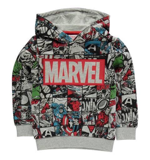 Avengers Kapucnis Pulóver