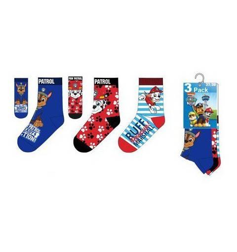 Paw Patrol Socks Set