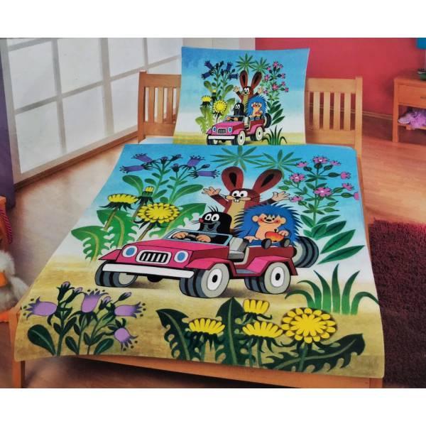 f28564412866 Autós Kisvakond Ovis Ágynemű