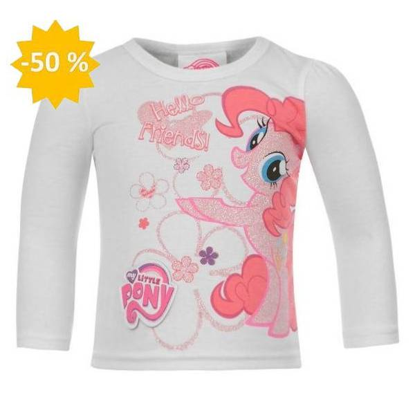 my little pony baby pullover