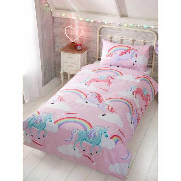 Unicorn Pink Bedding