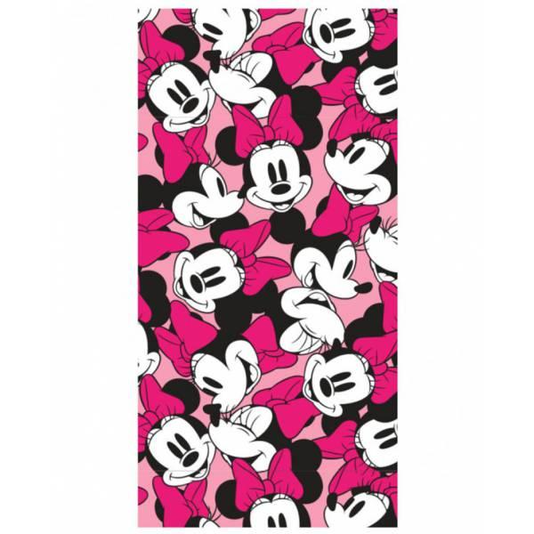 Minnie Mouse Rózsaszín Törölköző