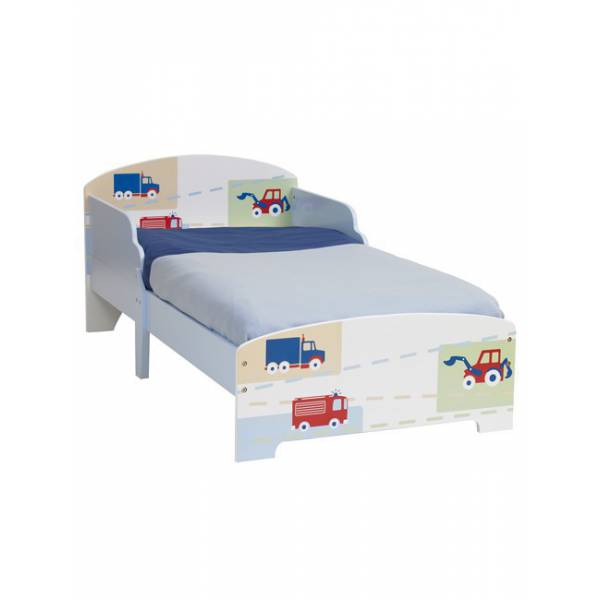 Boys Vehicle Junior Bed