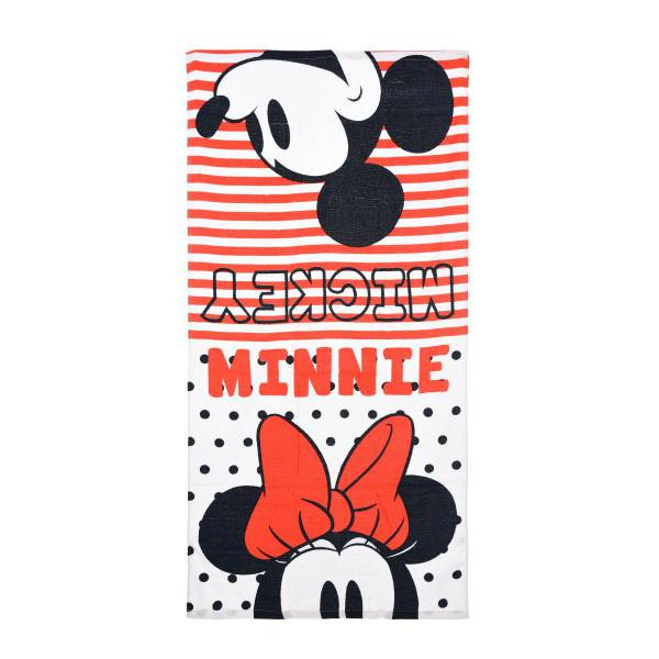 Minnie Mouse-Love Towel