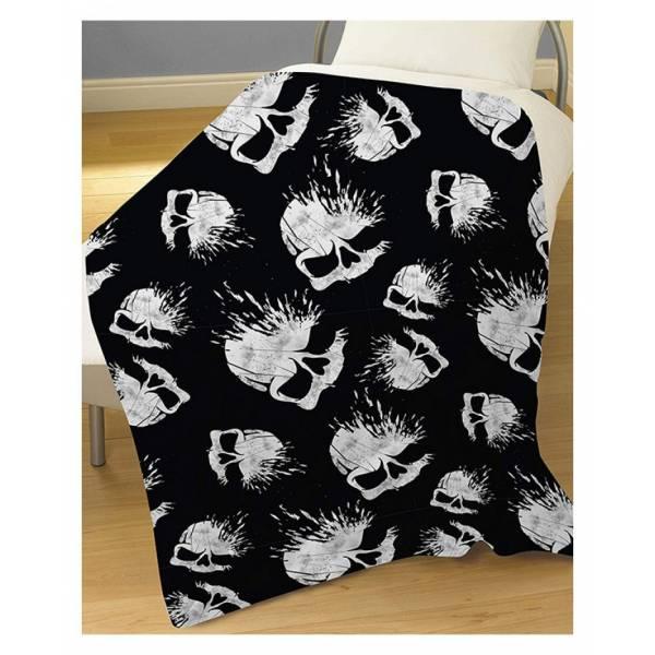 Harry Potter Crest Fleece Blanket