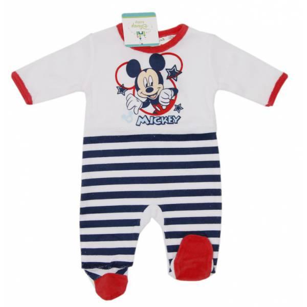 Mickey Mouse Kék Rugdalózó