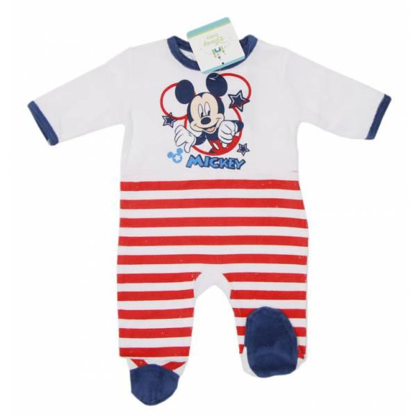 Mickey Mouse Fiú Rugdalózó