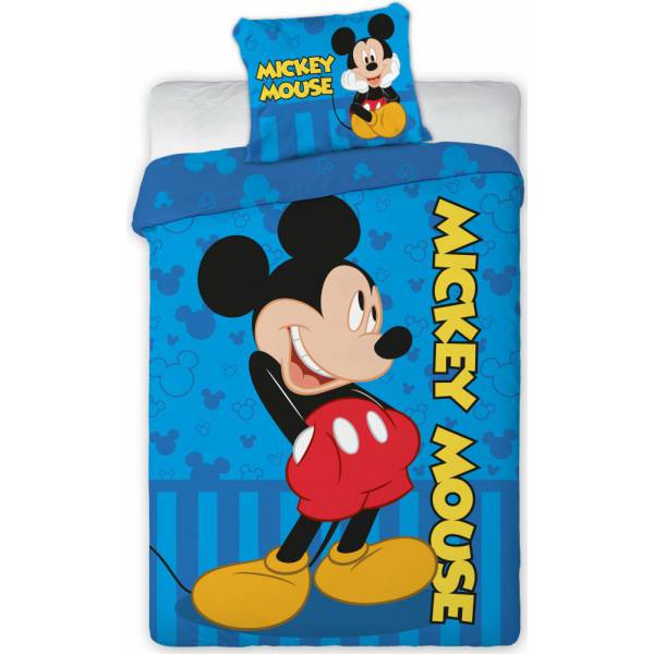 Mickey Mouse Junior Duvet Set