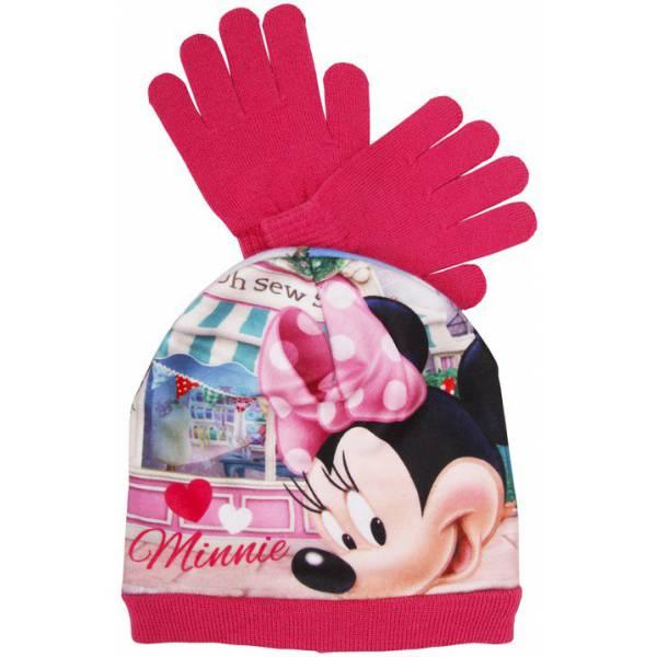 Paw Boy Blue Kids Cap, Gloves