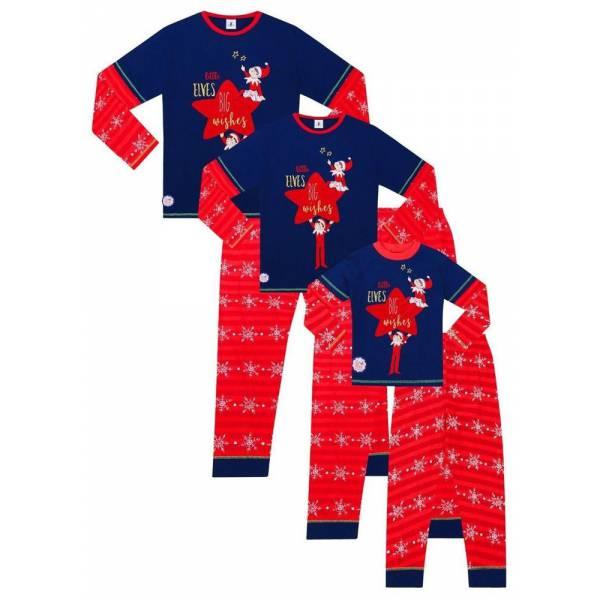 Karácsonyi Családi Pizsama