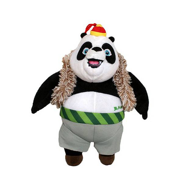 Kung Fu Panda Bao Plüss 25 cm-es