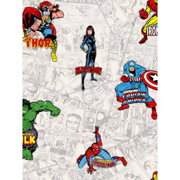 Marvel Képregény Tapéta