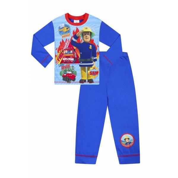 Sam Firefighter's Pajamas