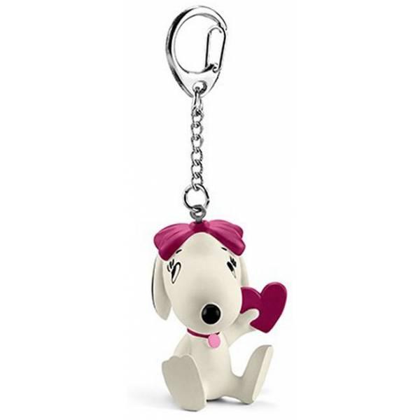 Snoopy Kulcstartó