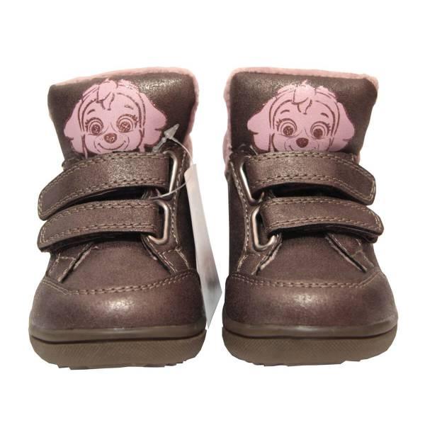 Disney Frozen Black Ankle Boots