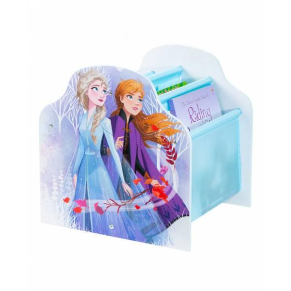 Frozen Book and Newspaper Holder