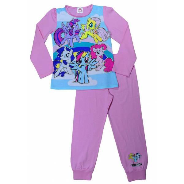 My Little Pony Girl Rainbow Pajamas