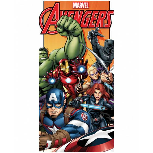 Marvel Avengers Cotton Towel