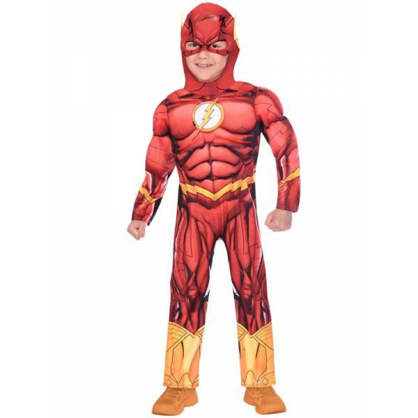 Flash Gyerek Jelmez