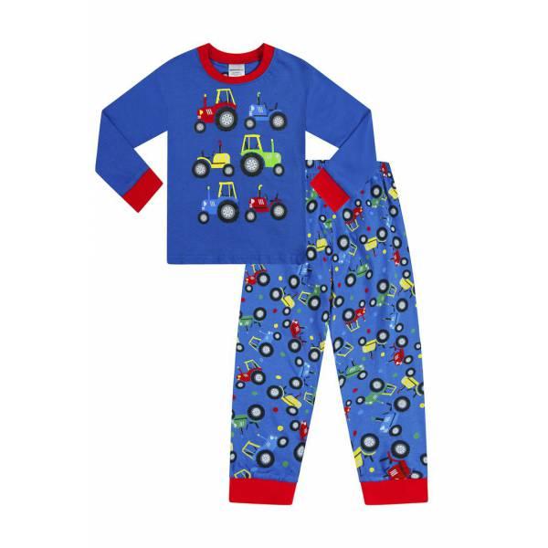 Tűzoltó Pamut Pizsama