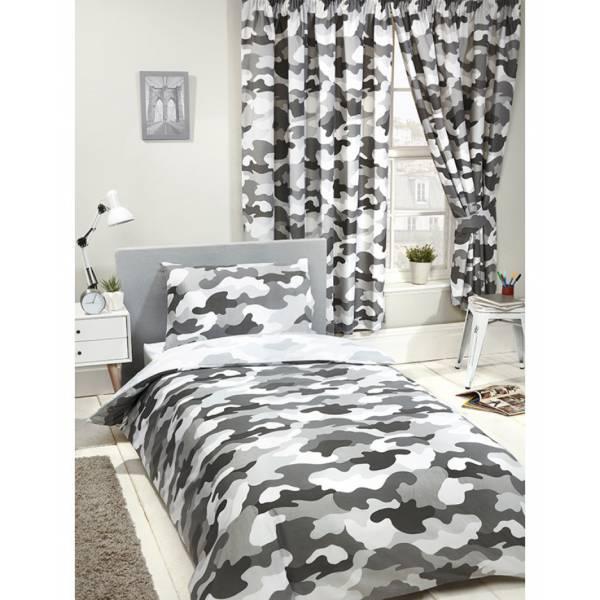Gray Terrain Color Bedding
