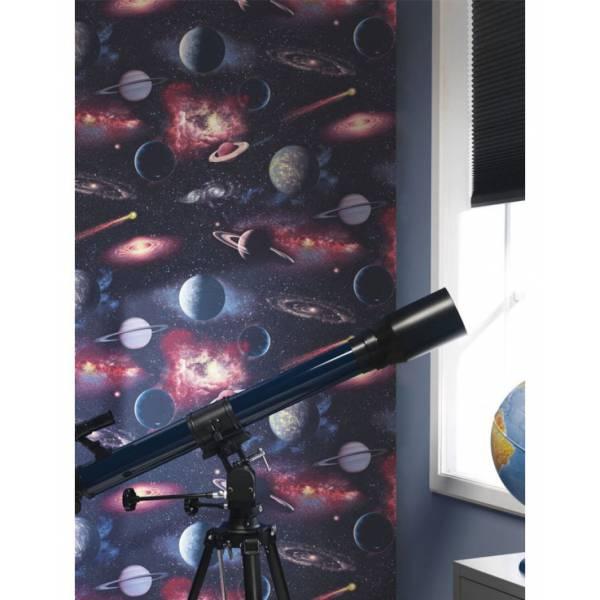 Planet Blue Wallpaper